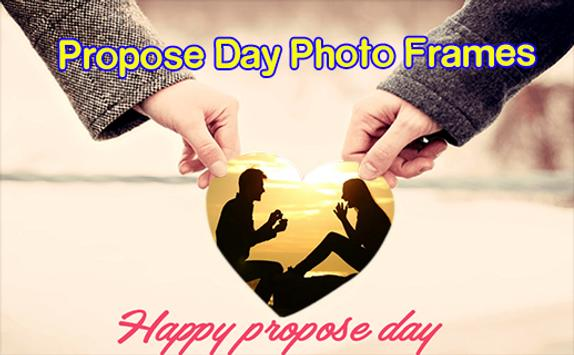 Propose Day Photo Frames screenshot 5