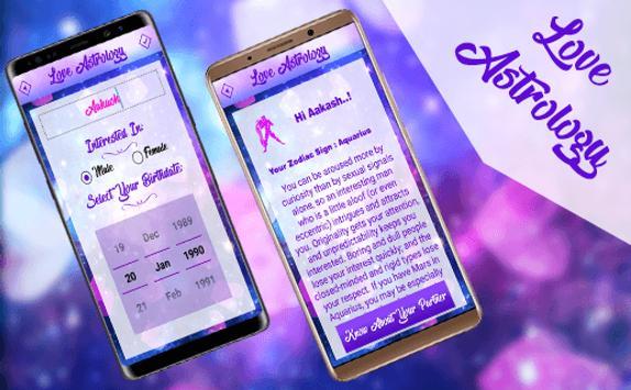 Love Astrology screenshot 1