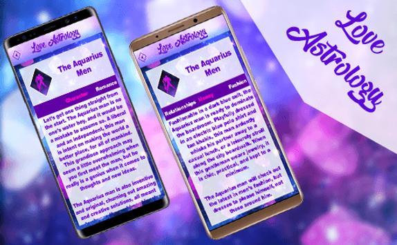 Love Astrology screenshot 2