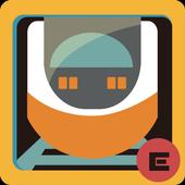 高鐵時刻速查 icon
