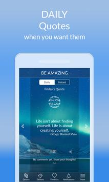 Daily Motivational Quotes App poster
