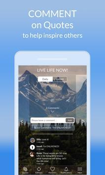 Daily Motivational Quotes App apk screenshot