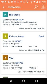 Test Winggz Business apk screenshot