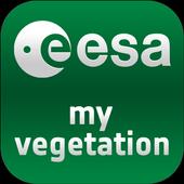 ESA My Vegetation icon