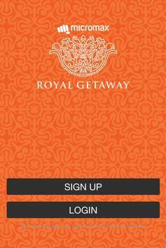 Royal Getaway poster