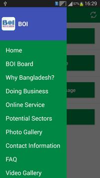 Board of Investment Bangladesh apk screenshot