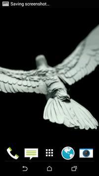 Eagle 3D Video LWP poster