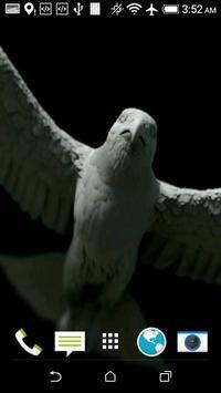 Eagle 3D Video LWP apk screenshot
