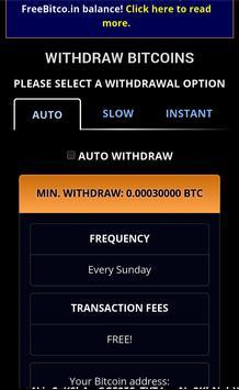 Earn Free Bitcoin Ultimate screenshot 5