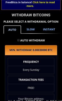 Earn Free Bitcoin Ultimate poster