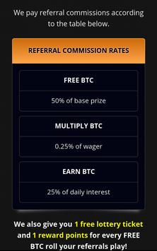 Earn Free Bitcoin Ultimate screenshot 1