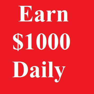 Earn $1000 daily online prank screenshot 1