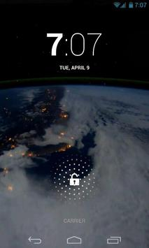 Earth At Night HD Live Wallpap screenshot 2