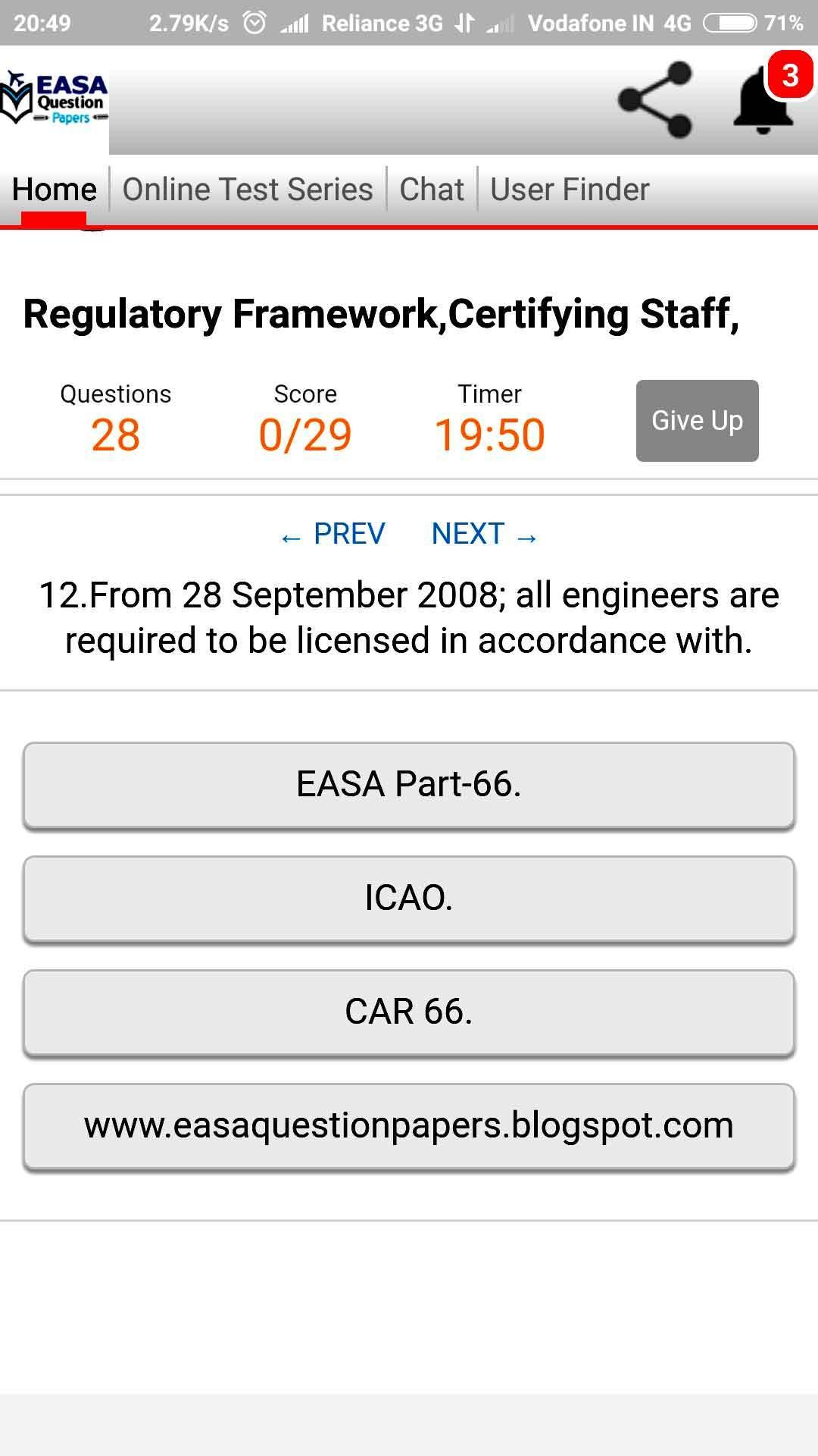 easa part 66 question bank free download