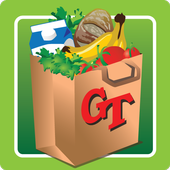 Grocery Tracker Shopping List icon