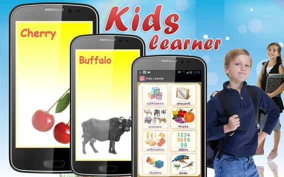 Kids Learner poster