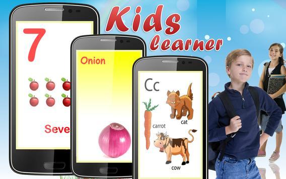 Kids Learner apk screenshot