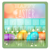 Easter Beauty Theme Keyboard icon