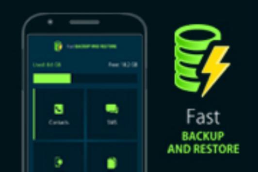 Fast Backup & Restore screenshot 1