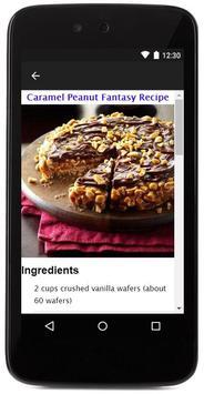 Easy Dessert Recipes apk screenshot