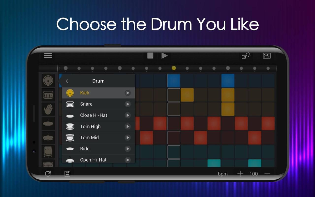 Baixar Drum Pad Machine Apk : easy drum pad beat machine drum maker para android apk baixar ~ Vivirlamusica.com Haus und Dekorationen