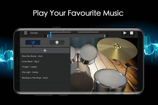 Easy Jazz Drums for Beginners: Real Rock Drum Sets screenshot 5