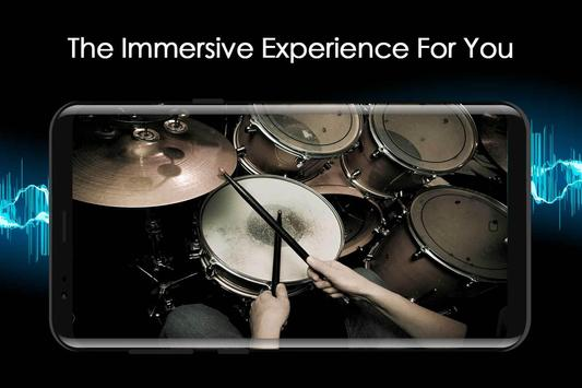 Easy Jazz Drums for Beginners: Real Rock Drum Sets screenshot 6