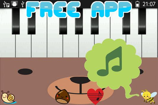 EasyPiano Song Simple Keyboard apk screenshot