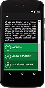 Benny's Dental Care apk screenshot