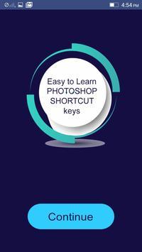 PS Shortcut keys to learn screenshot 1