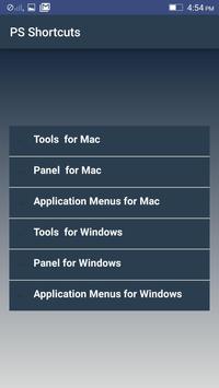 PS Shortcut keys to learn screenshot 2