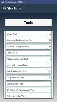 PS Shortcut keys to learn screenshot 5