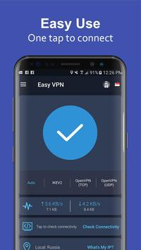 Easy VPN - Free VPN proxy master, super VPN shield apk 截图