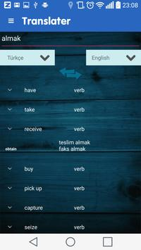 EasyWay Dictionary apk screenshot