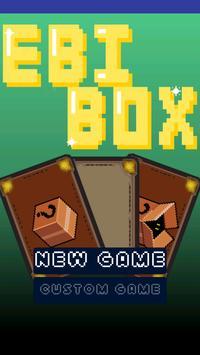 EbiBox poster