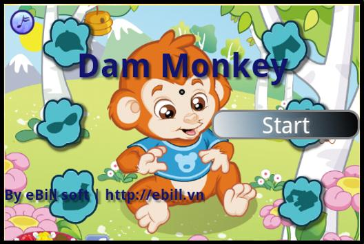 Dam Monkey poster