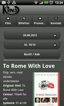 Fjerritslev Kino apk screenshot