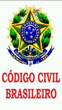Código Civil Brasileiro GRÁTIS poster