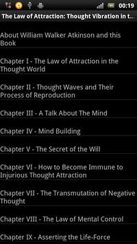 The Law of Attraction BOOK poster