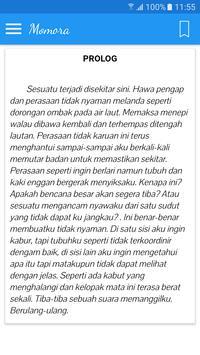 Novel Momora apk screenshot