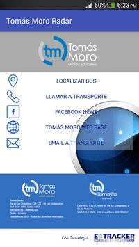 Tomás Moro Radar (beta) (Unreleased) screenshot 1