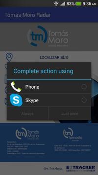 Tomás Moro Radar (beta) (Unreleased) screenshot 5