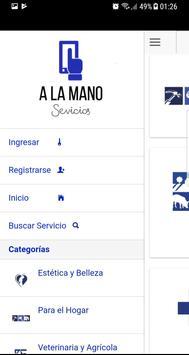 A la Mano apk screenshot