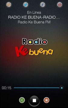 RADIO KE BUENA FM screenshot 4