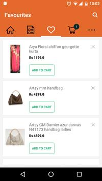 Shop Penguin apk screenshot