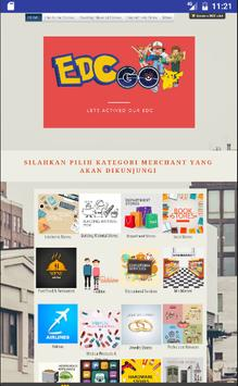 EDC GO!!! poster