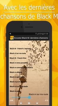 Ecoutez Black M: 2017 dernières chansons screenshot 2