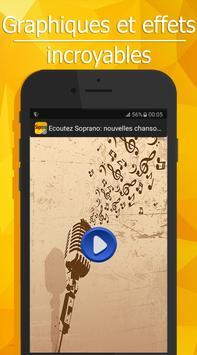 Ecoutez Soprano: 2017 nouvelles chansons apk screenshot