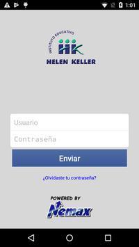 Instituto educativo Helen Keller poster