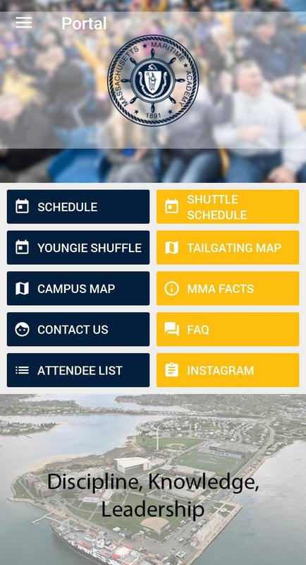 Mass Maritime Campus Map.Mass Maritime Events For Android Apk Download